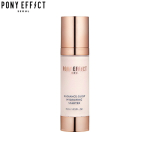 PONY EFFECT Radiance Glow Hydrating Starter 30ml, PONY EFFECT