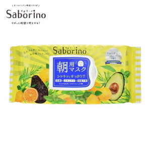 SABORINO Morning Mask Pack 32ea