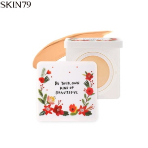 SKIN79 Face Fit Silk Concealer Pact SPF50+ PA+++ 12g, SKIN79