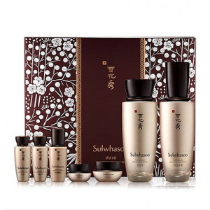 SULWHASOO Timetreasure Perfecting 2 Special Set, SULWHASOO