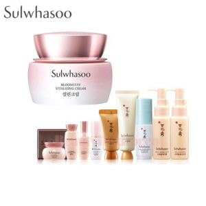 SULWHASOO Bloomstay Vitalizing Cream Set 11items [Monthly limited -April 2018]