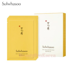SULWHASOO First Care Activating Mask 23g*5ea