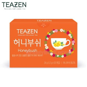 TEAZEN Honeybush 24g(12g*20ea)