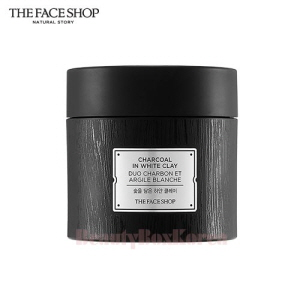 THE FACE SHOP Charcoal In White Clay 100g