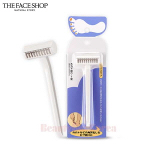 THE FACE SHOP Kai Heel Scrap Razor 1pcs,THE FACE SHOP,Beauty Box Korea