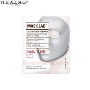 THE FACE SHOP Mask Lab Anti Aging Foil Mask 25g