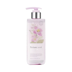 THE FACE SHOP Perfume Seed Rich Body Milk 300ml, THE FACE SHOP