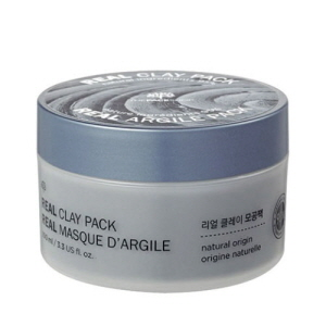 THE FACE SHOP Real Clay Pack 100ml, THE FACE SHOP