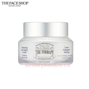 THE FACE SHOP The Therapy Hydrating Anti-Aging Cream 50ml