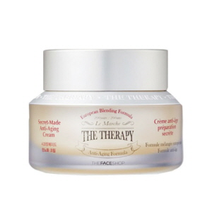 THE FACE SHOP The Therapy Secret-Made Anti-Aging Cream 50ml, THE FACE SHOP