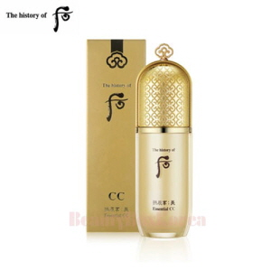 THE HISTORY OF WHOO Gong Jin Hyang Mi Essential CC Cream 40ml