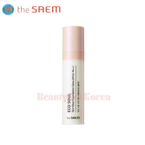THE SAEM Eco Soul Skin Wear Foundation Glow 30ml,THE SAEM