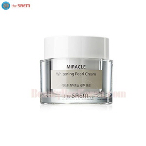 THE SAEM Miracle Whitening Pearl Cream 50ml