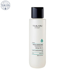 TOMARU Soulful Morning Drop Balancing Toner 200ml, TOMARU
