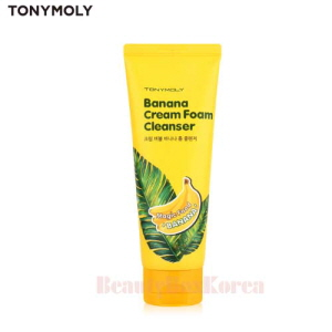 TONYMOLY Banana Cream Foam Cleanser 150ml