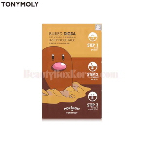TONYMOLY Buried Digda Pop Up From The Ground Peel Off Pack 6g