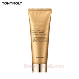 TONYMOLY Intens Care Gold 24K Snail Foam Cleanser 150ml
