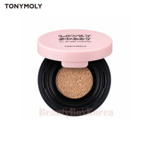 TONYMOLY Love Buddy All In One Cushion SPF50+PA+++ 4g