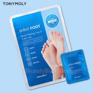 TONYMOLY Shiny Foot Quick Peeling Liquid 20ml*2