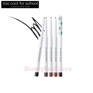 TOO COOL FOR SCHOOL Check Skinny Gel Liner 0.06g