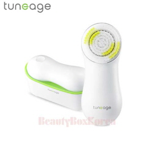 TUNEAGE Dual Spin Spa Daily Brush 1ea
