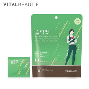 VITALBEAUTIE Slim Cut 112 tablets