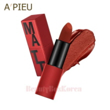 A'PIEU Wild Matt Lipstick 3.5g,A'Pieu,Beauty Box Korea