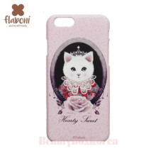 FLABONI Hearty Sweet Royal Skinny Case Pink