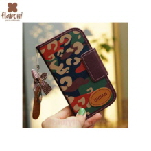 FLABONI URBAN Military Matching Color Wallet Phonecase,FLABONI ,Beauty Box Korea