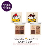 HOLIKA HOLIKA Cupcake Eye Shadow(Gudetama Edition Ver.2) 6g, HOLIKAHOLIKA