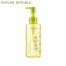 NATURE REPUBLIC Forest Garden Chamomile Cleansing Oil 200ml, NATURE REPUBLIC