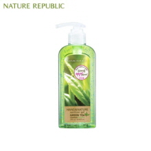 NATURE REPUBLIC Hand&Nature Sanitizer gel (Ethanol) 250ml, NATURE REPUBLIC