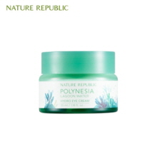 NATURE REPUBLIC Polynesia Lagoon Water Hydro Eye Cream 35ml (Online exclusive), NATURE REPUBLIC