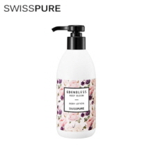 SWISSPURE Eden Bless Body Lotion (Rosy Bloom) 290ml, SWISSPURE