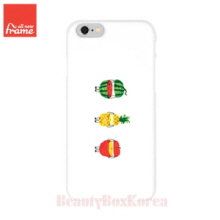 ALL NEW FRAME Fruits Hard Phone Case 1ea,Beauty Box Korea