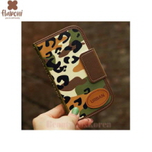 FLABONI URBAN Military Natural Color Wallet Phonecase,FLABONI ,Beauty Box Korea