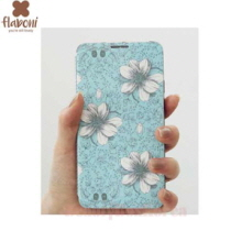 FLABONI 3Item Garden Age Flip Phone Case,FLABONI ,Beauty Box Korea
