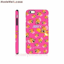 MADEWELL-CASE Tom&Jerry Bumper Pink Jerry Pattern, MADEWELL-CASE