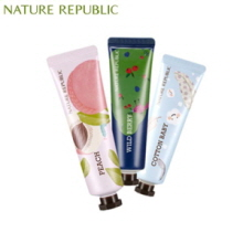 NATURE REPUBLIC Hand and Nature Hand Cream 30ml, NATURE REPUBLIC