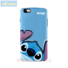 OKICASE Disney Looky Dual Bumper Phone Case Stitch,Beauty Box Korea