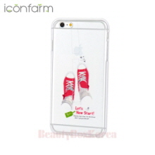 ICONFARM 6Item New Star Air Jelly Phone Case,Beauty Box Korea
