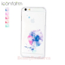ICONFARM 5Items Amor Air Jelly Phone Case,Beauty Box Korea