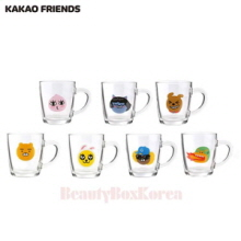 KAKAO FRIENDS Glass Mug Cup 1ea