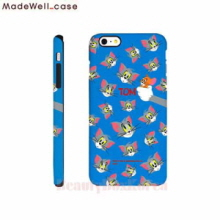 MADEWELL-CASE Tom&Jerry Bumper Blue Tom Pattern, MADEWELL-CASE