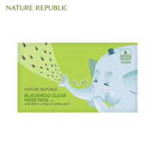 NATURE REPUBLIC Blackhead Clear Nose Pack 1ea, NATURE REPUBLIC