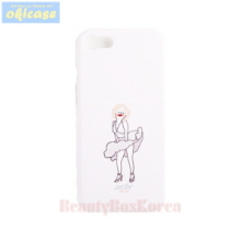 OKICASE Graphic Marilyn Monroe Hard Phone Case,Beauty Box Korea