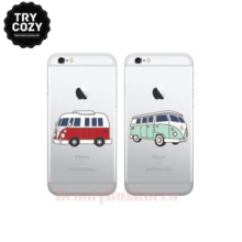 TRYCOZY 5 Items Camping Car Jelly Phone Case,TRYCOZY,Beauty Box Korea