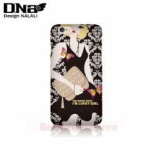 DESIGN NALALI 4Items Lucky Girl Slim Phone Case,Beauty Box Korea