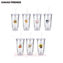 KAKAO FRIENDS Ice Tumbler 1ea,Hncommerce,Beauty Box Korea