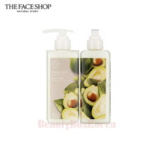 THE FACE ESHOP Avocado Body Lotion 300ml, THE FACE SHOP